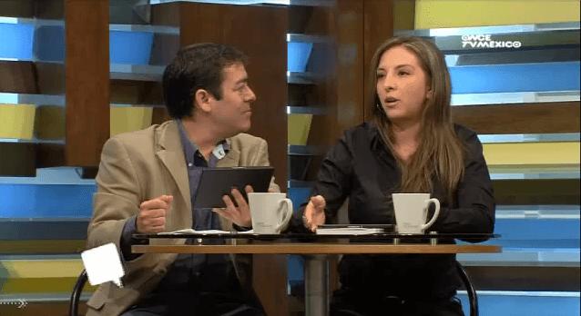 Para educar hay que dejarse educar. Participación de Bárbara Sánchez en Diálogos en Confianza de Canal Once.
