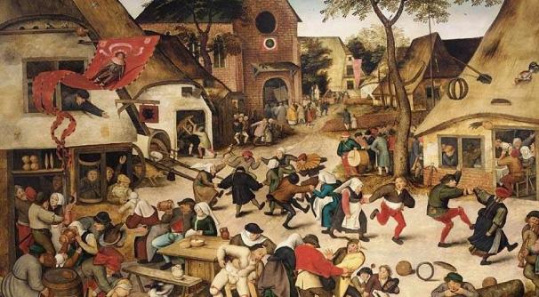 Envidia, voracidad, intolerancia a la frustración: Jinetes del Apocalipsis mental en la posmodernidad