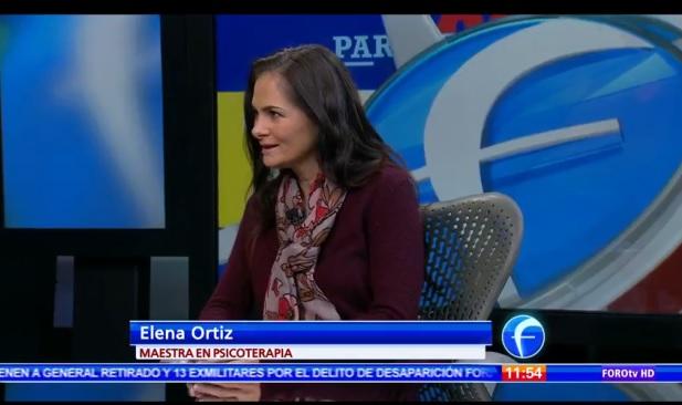 Síndrome de Affluenza. Comenta Dra. Elena Ortiz