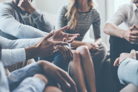 La psicoterapia de grupo, pareja y familia