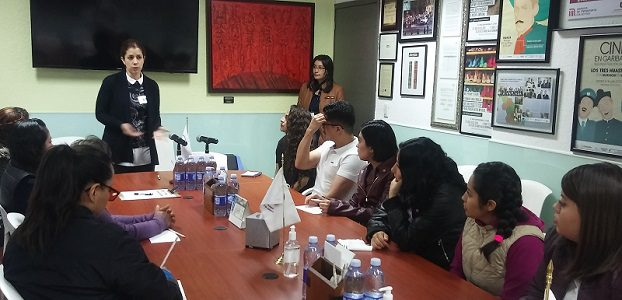Intervenciones de Centro Eleia con el personal de atención telefónica del Consejo Ciudadano de Seguridad, octubre 2017