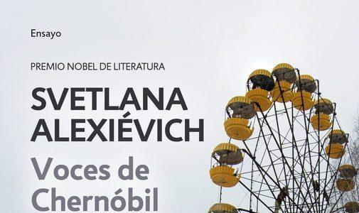 El mundo volteado de cabeza: un vistazo a Voces de Chernóbil
