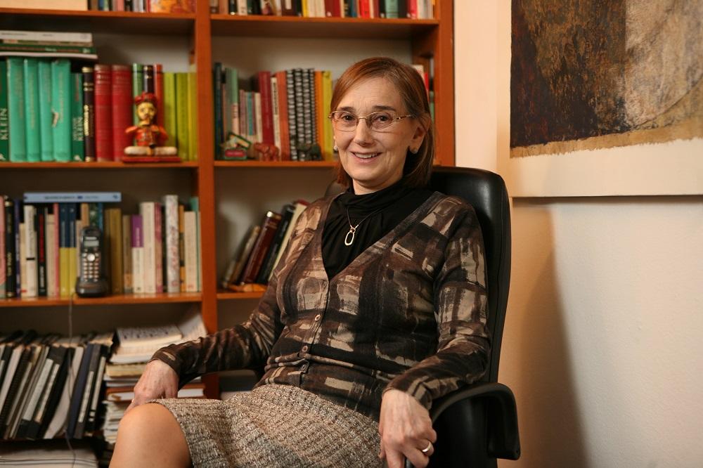 Entrevista con la Dra. Celia Leiberman, co-fundadora del Centro Eleia