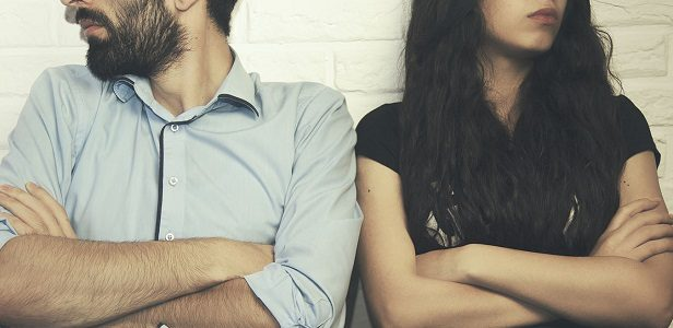 El divorcio: del amor al desamor