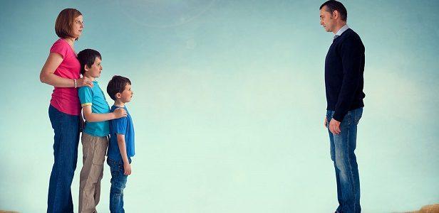 El duelo de los niños ante el divorcio de los padres