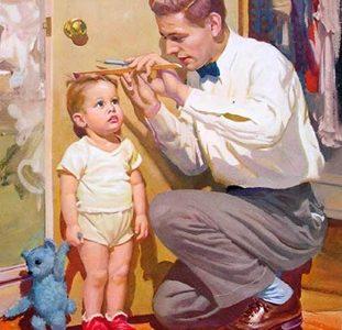 La presencia del padre