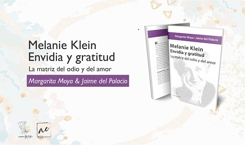 Presentación del libro: Envidia y gratitud, la matriz del odio y del amor