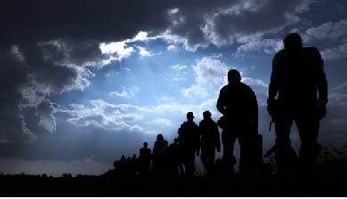El difícil proceso de la migración y sus consecuencias psicoemocionales
