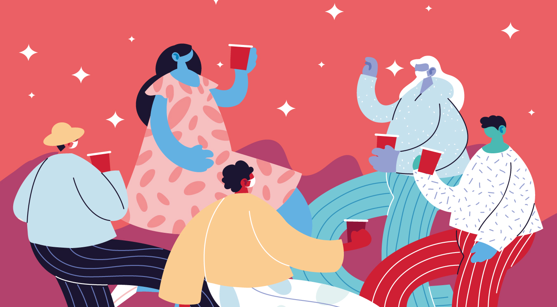 Virus, fiestas y peligros.  ¿Por qué la gente no se cuida?