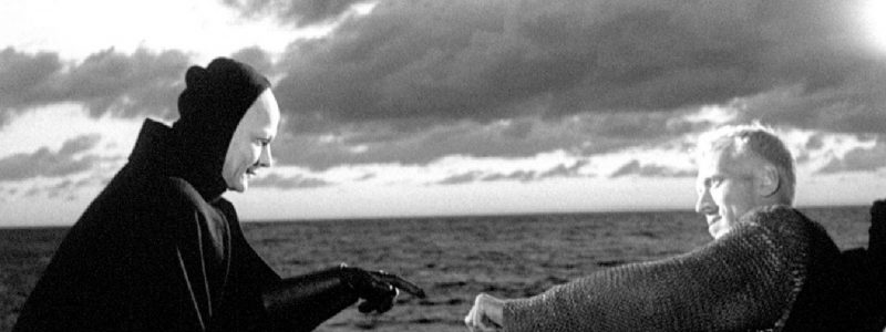 Jugar al ajedrez con la muerte (sobre El Séptimo Sello, de Ingmar Bergman)