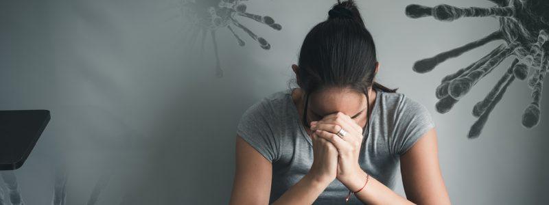 ¿Es la COVID-19 la epidemia del miedo?