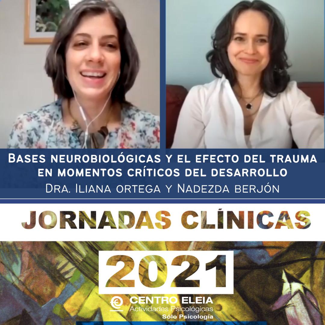 """Podcast """"Bases neurobiológicas y el efecto del trauma en momentos críticos del desarrollo"""""""