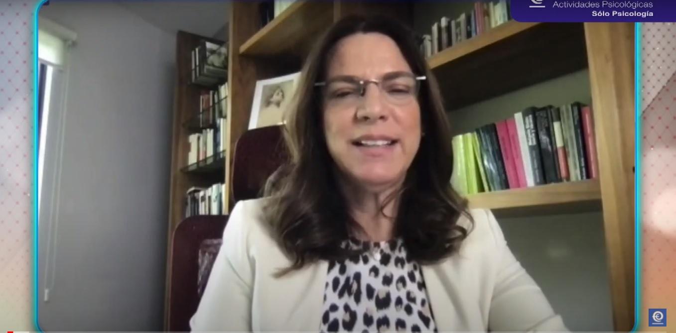 Conferencia plenaria. El trauma y el escenario psíquico. Marta Puig